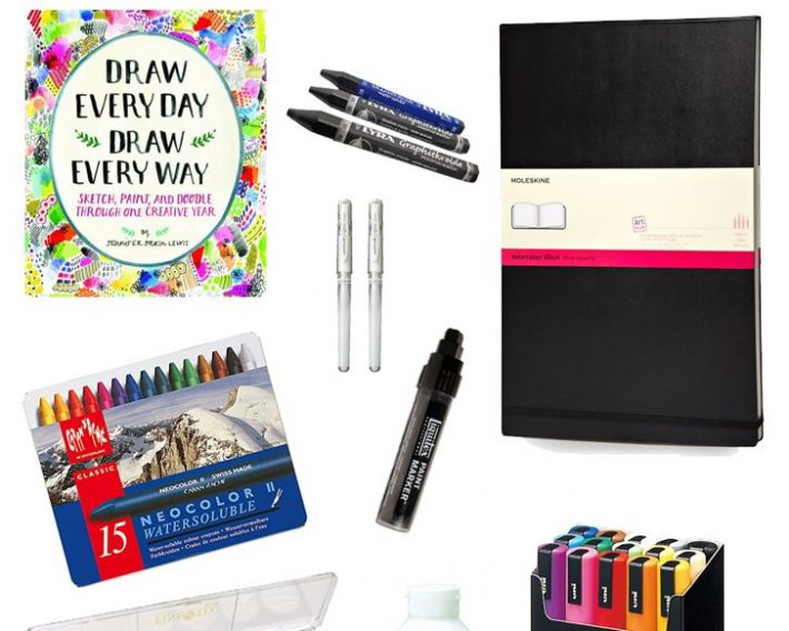 12 Gifts for Watercolor Artists Under $50