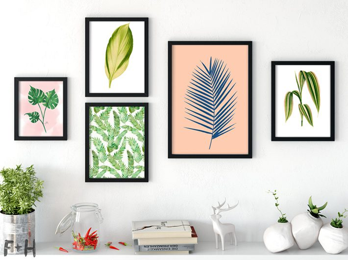25 Free Gorgeous Tropical Leaf Prints Fox Hazel Browse our tropical leaves printable collection with filter setting like size, type, color etc. 25 free gorgeous tropical leaf prints