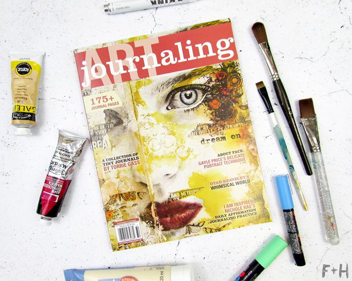 Art-Journaling-Magazine-Fox-and-Hazel-2