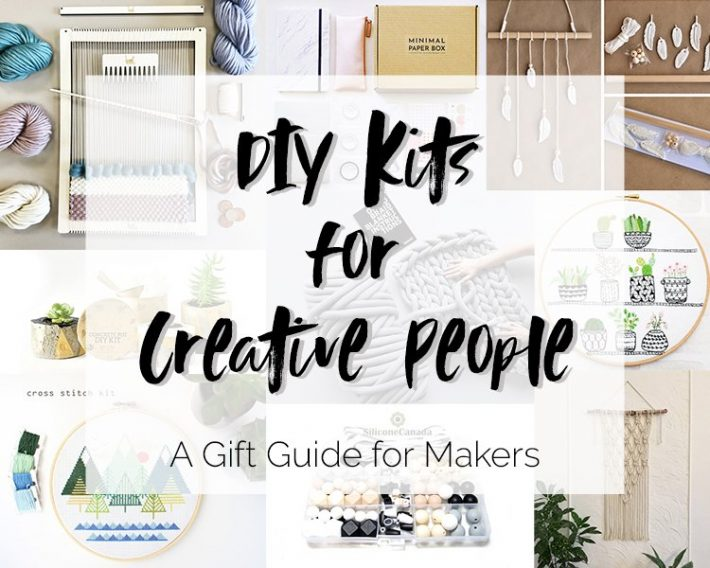 DIY Kits for Creative People -Fox + Hazel