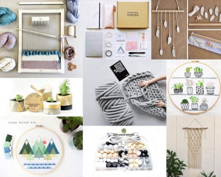 DIY Kits for Creative People -Fox + Hazel - Feature