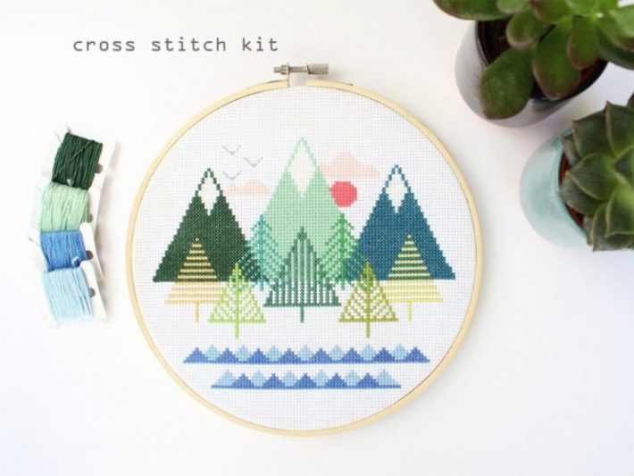 DIY-Kits-for-Creative-People---cross-stitch-kit