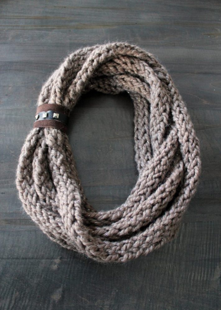 DIY-Kits-for-Creative-People---infinty-scarf