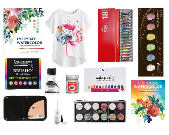 21 Gifts for Watercolor Artists Under $50 - Fox + Hazel