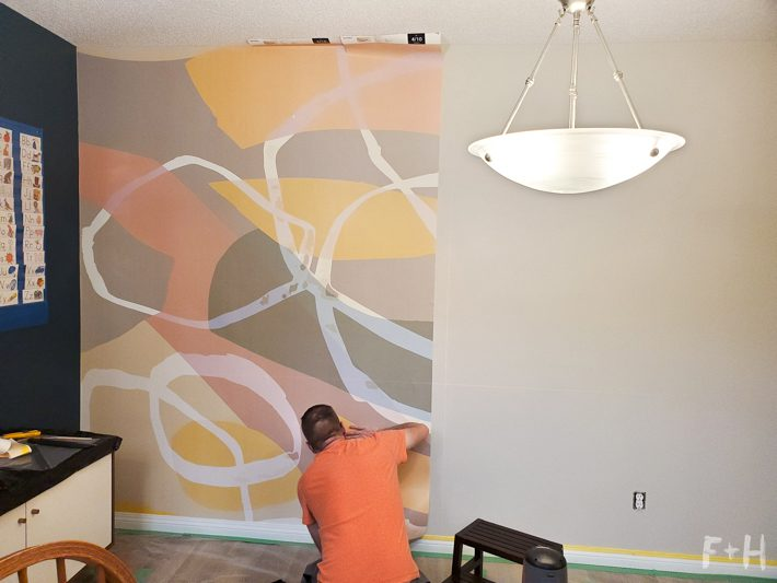 wallpaper mural from photowall