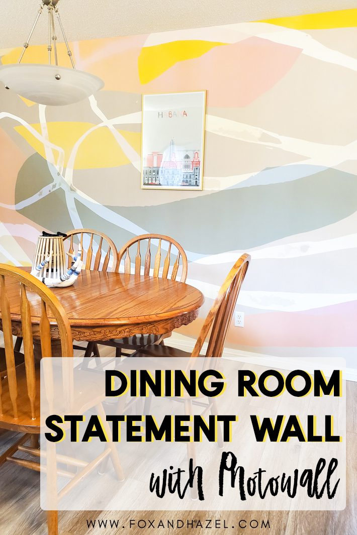 wallpaper mural statement wall