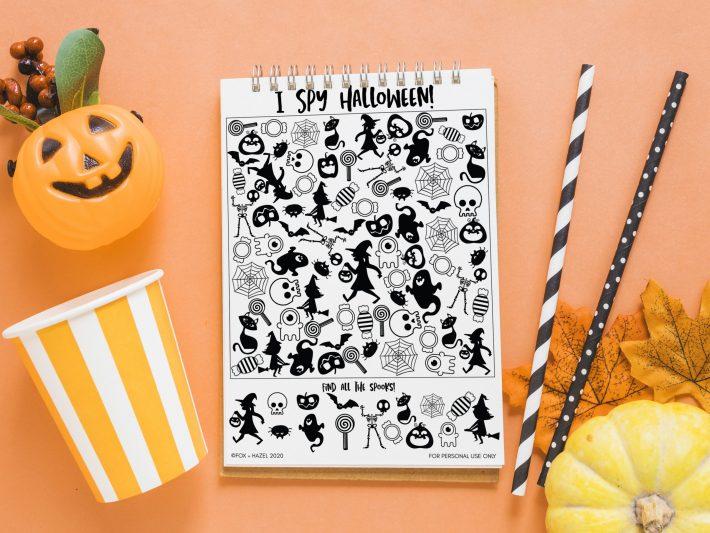 Free Stuff On Halloween 2020 FREE STUFF | Fox + Hazel | free art + designs
