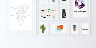 33 Free Modern Art Prints - Fox + Hazel